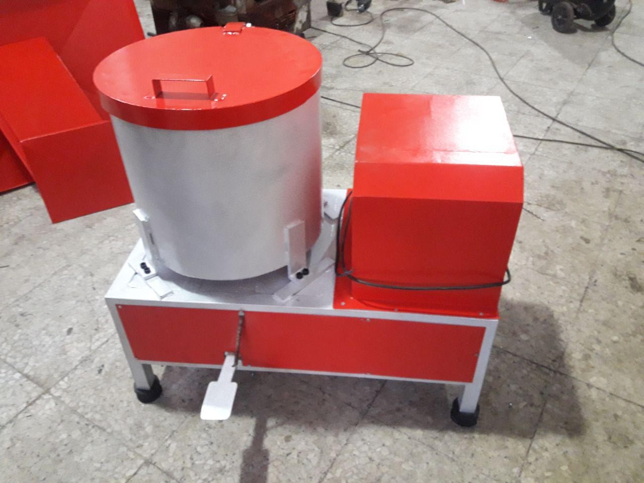 خرید دستگاه آبگیر سانتریفیوژ
